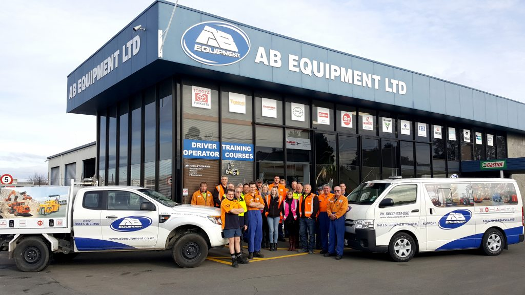 Contact Us – Hastings – 06 873 9070 | AB Equipment